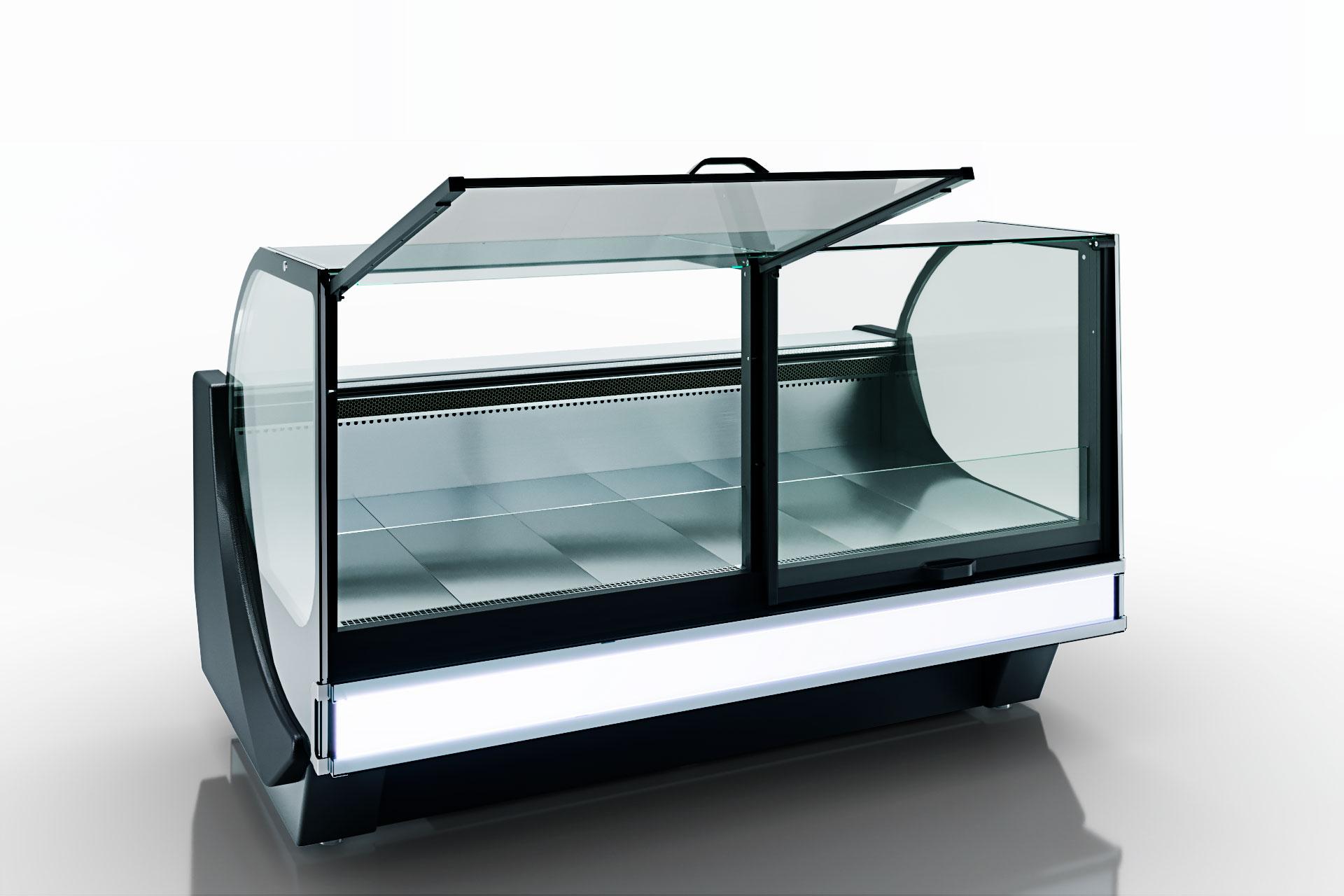 Refrigerated counters Missouri cold diamond MC 115 deli PS 2 121-DLA