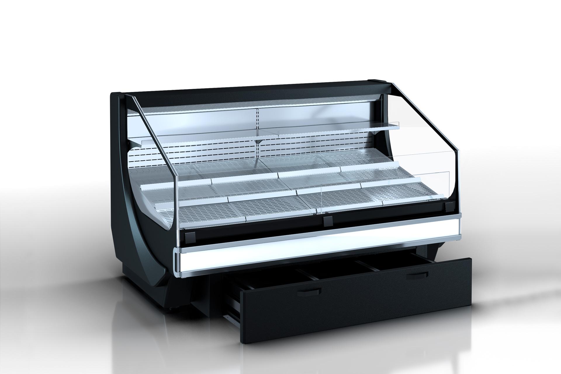 Lady chłodnicze chłodnicze Missouri cold diamond MC 115 cascade VF self 121-DBA (option)