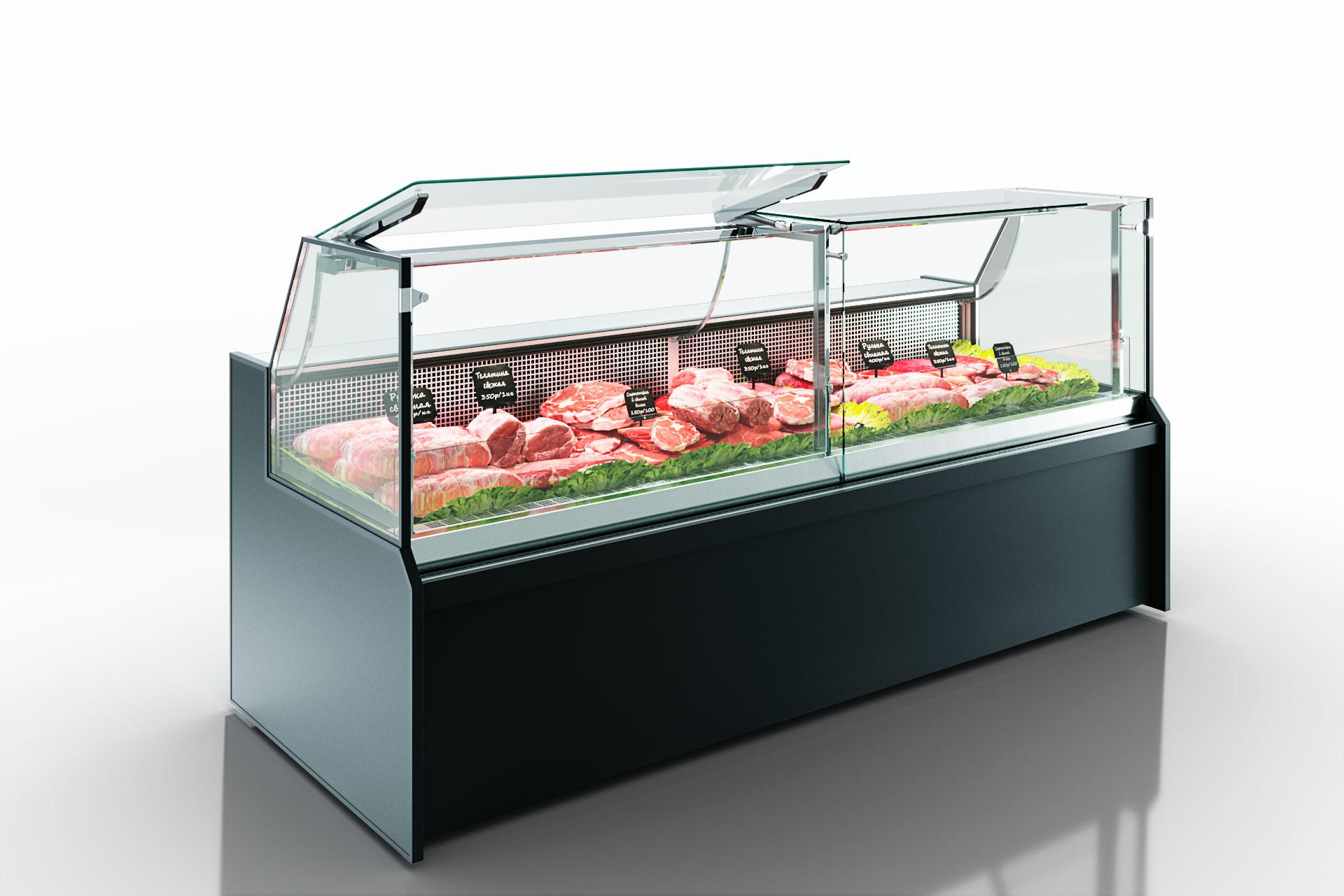 Refrigeration сounters Missouri MC 100 deli PP 130-S/DBM/A