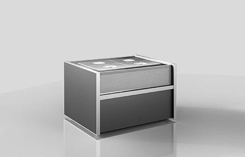 missuri m slim pikles - Sprzęt chłodniczy dla marketów – agregat zewnętrzny