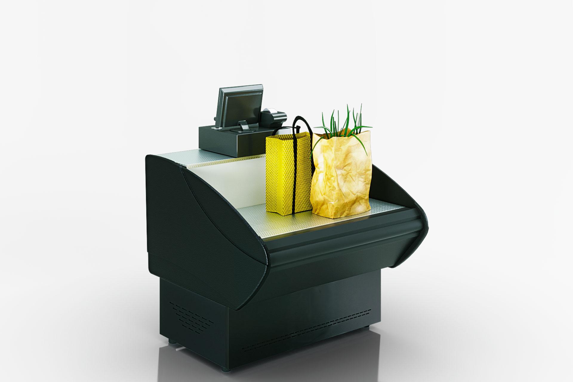 Counters Prima NG 088 cash desk 086