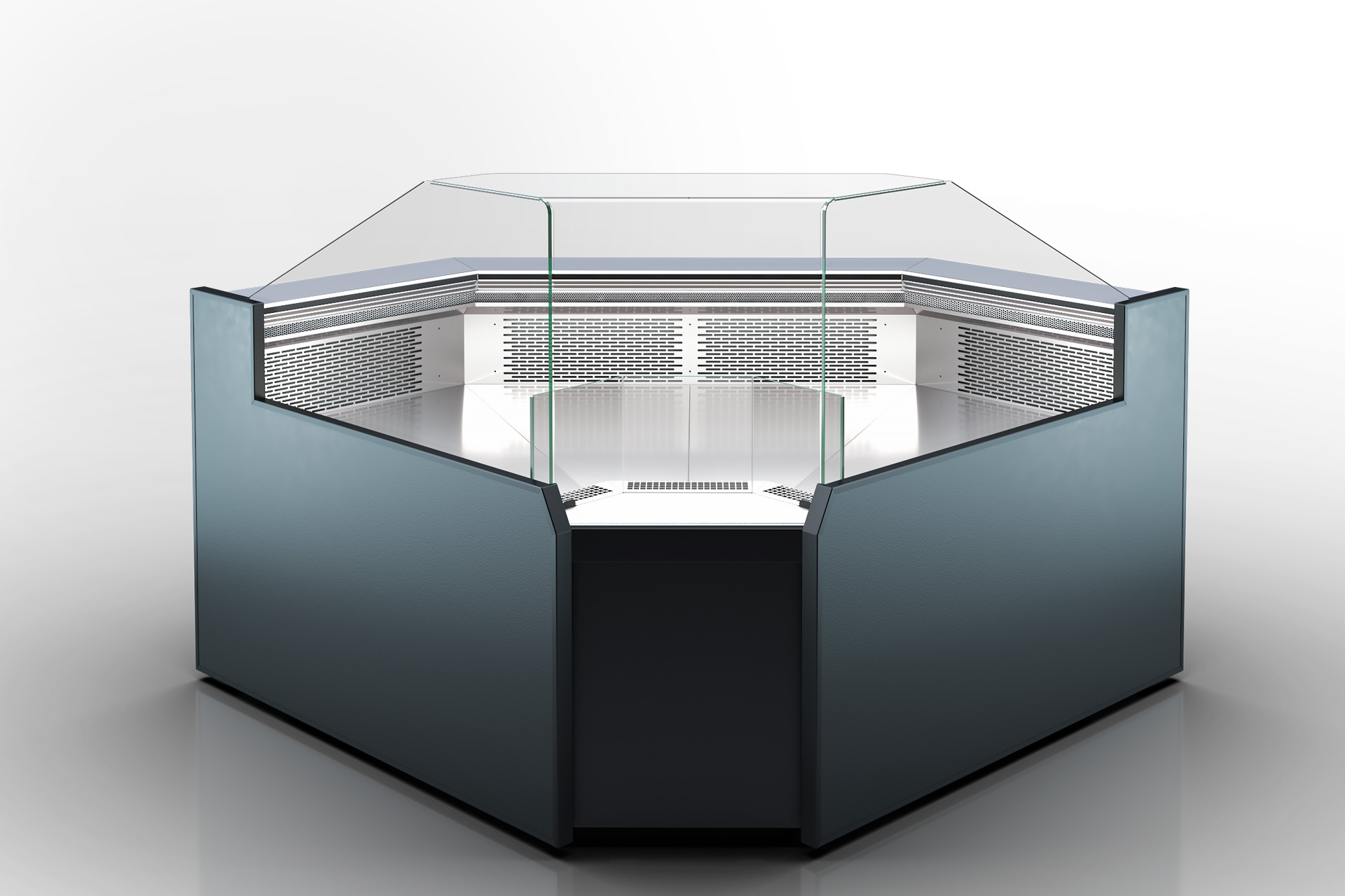 Angular elements of refrigerating counters Missouri MC 120 deli OS 130-DLM-IS90