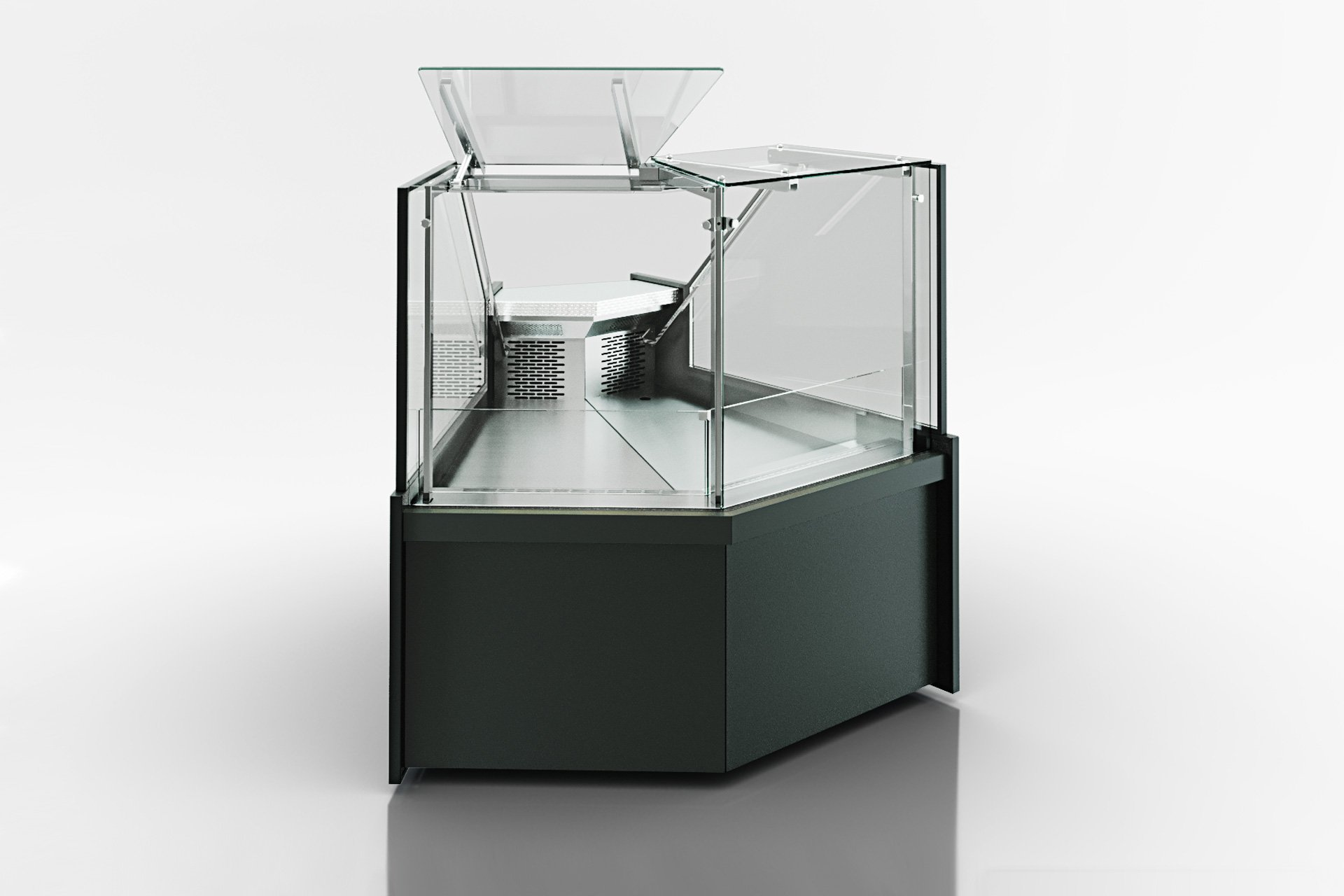 Angular elements of refrigerating counters Missouri MC 120 deli PP 130-DLM-ES45