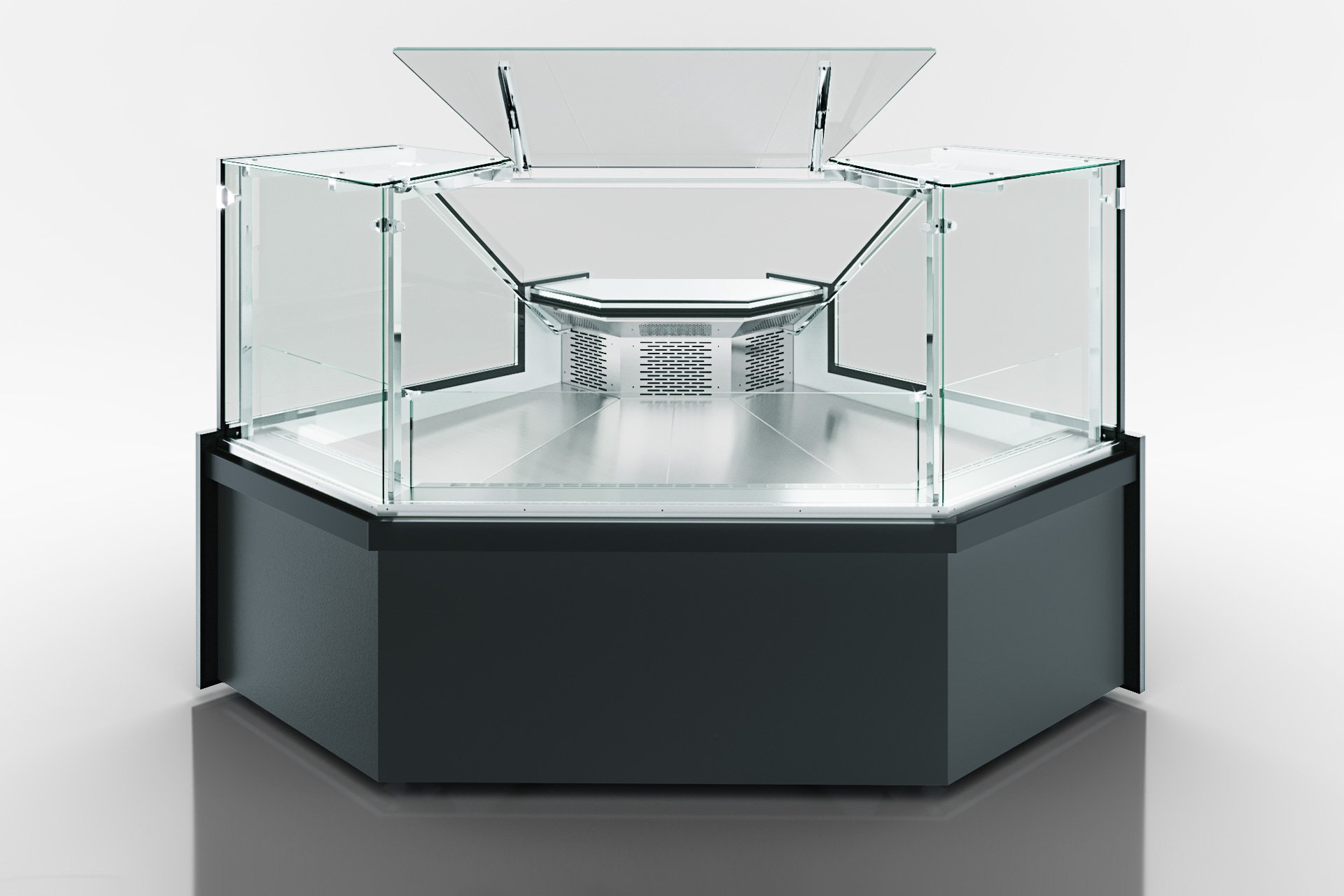 Angular elements of refrigerating counters Missouri MC 120 deli PP 130-DLM-ES90