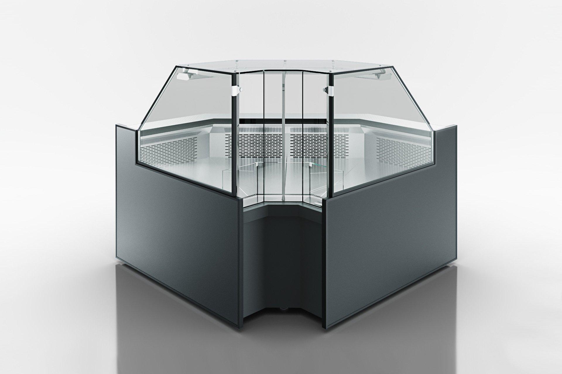 Angular elements of refrigerating counters Missouri MC 120 deli PP 130-DLM-IS90