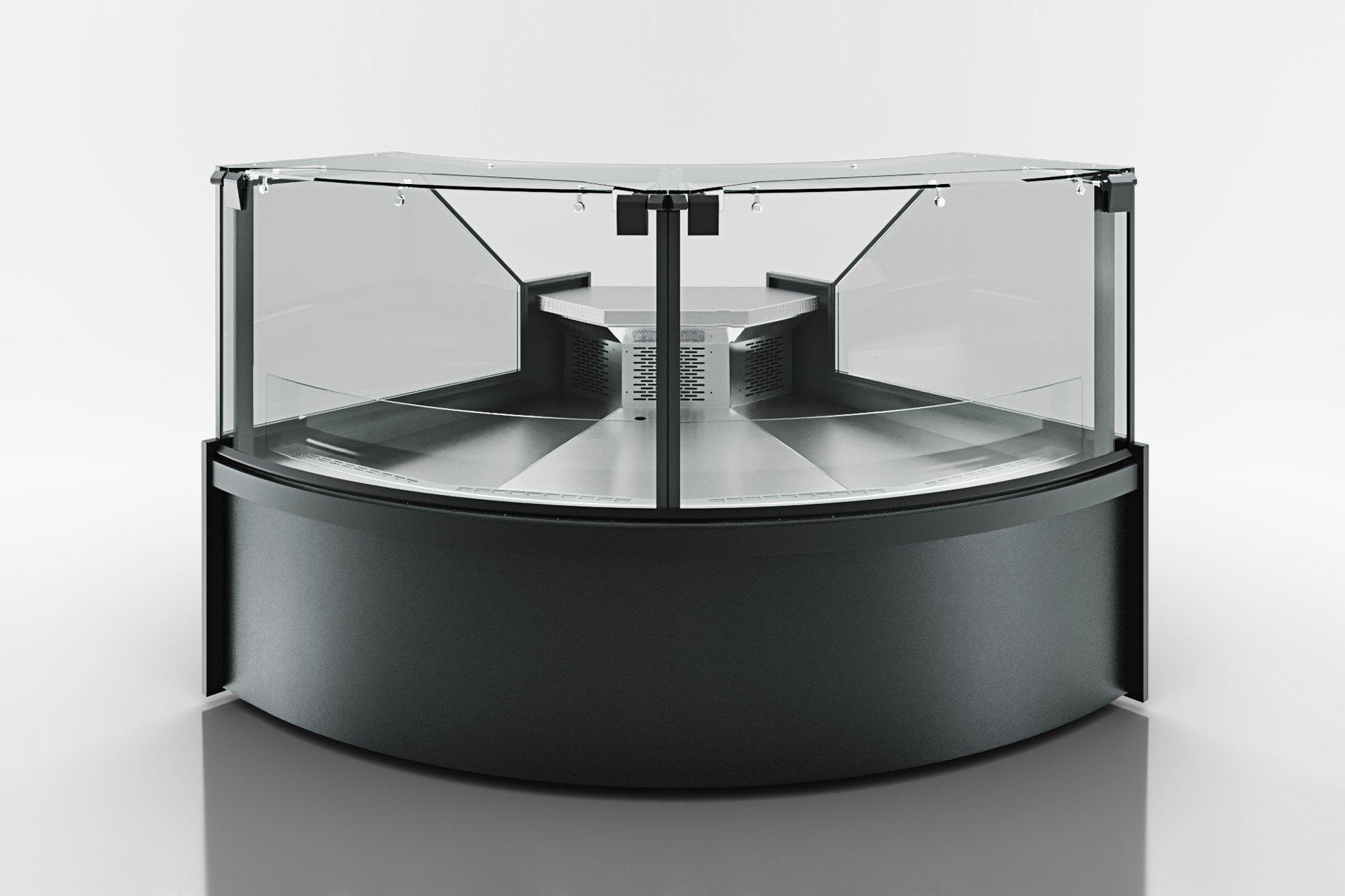 Angular elements of refrigerating counters Missouri MC 120 deli PS 130-DLM-ER90