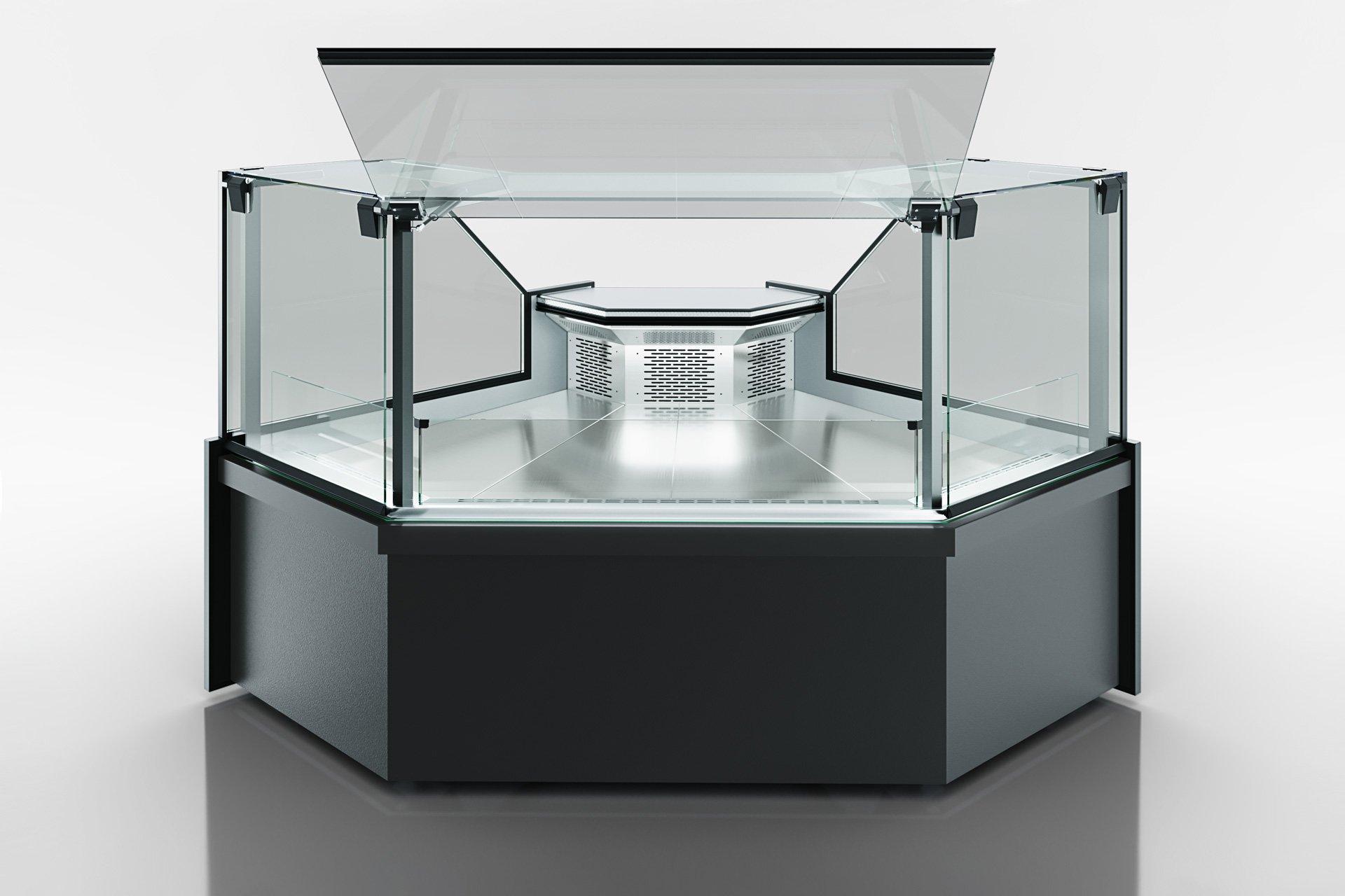 Angular elements of refrigerating counters Missouri MC 120 deli PS 130-DLM-ES90