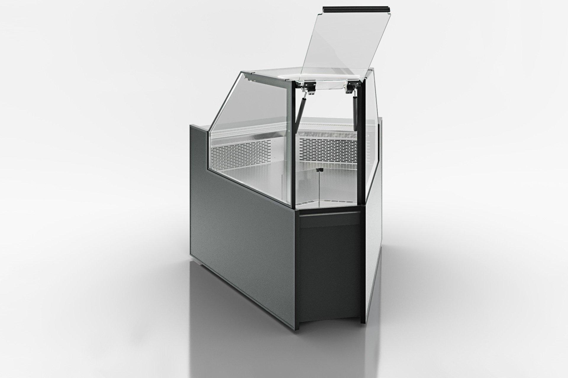 Angular elements of refrigerating counters Missouri MC 120 deli PS 130-DLM-IS45