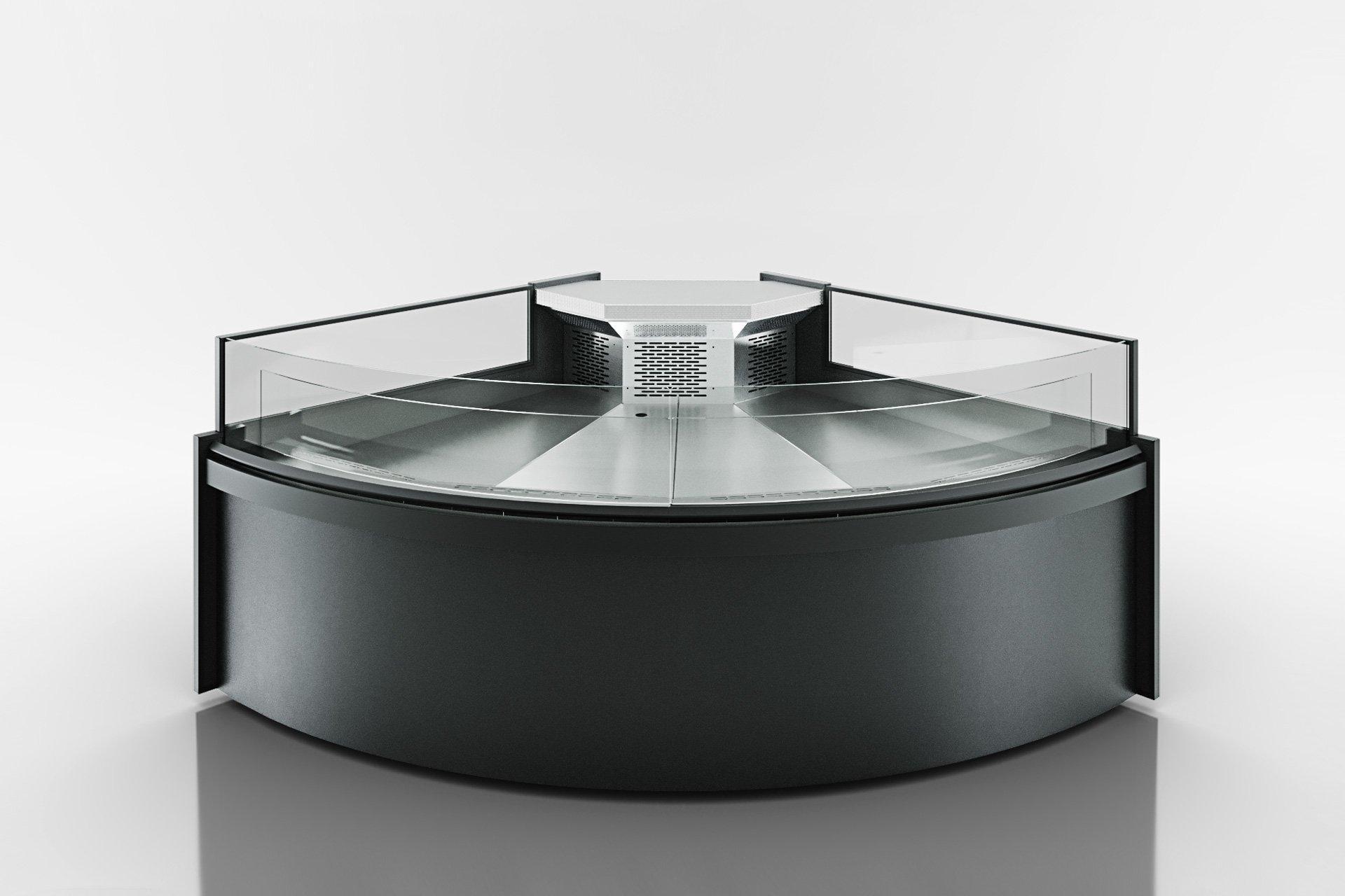 Angular elements of refrigerating counters Missouri MC 120 deli self 086-DLM-ER90