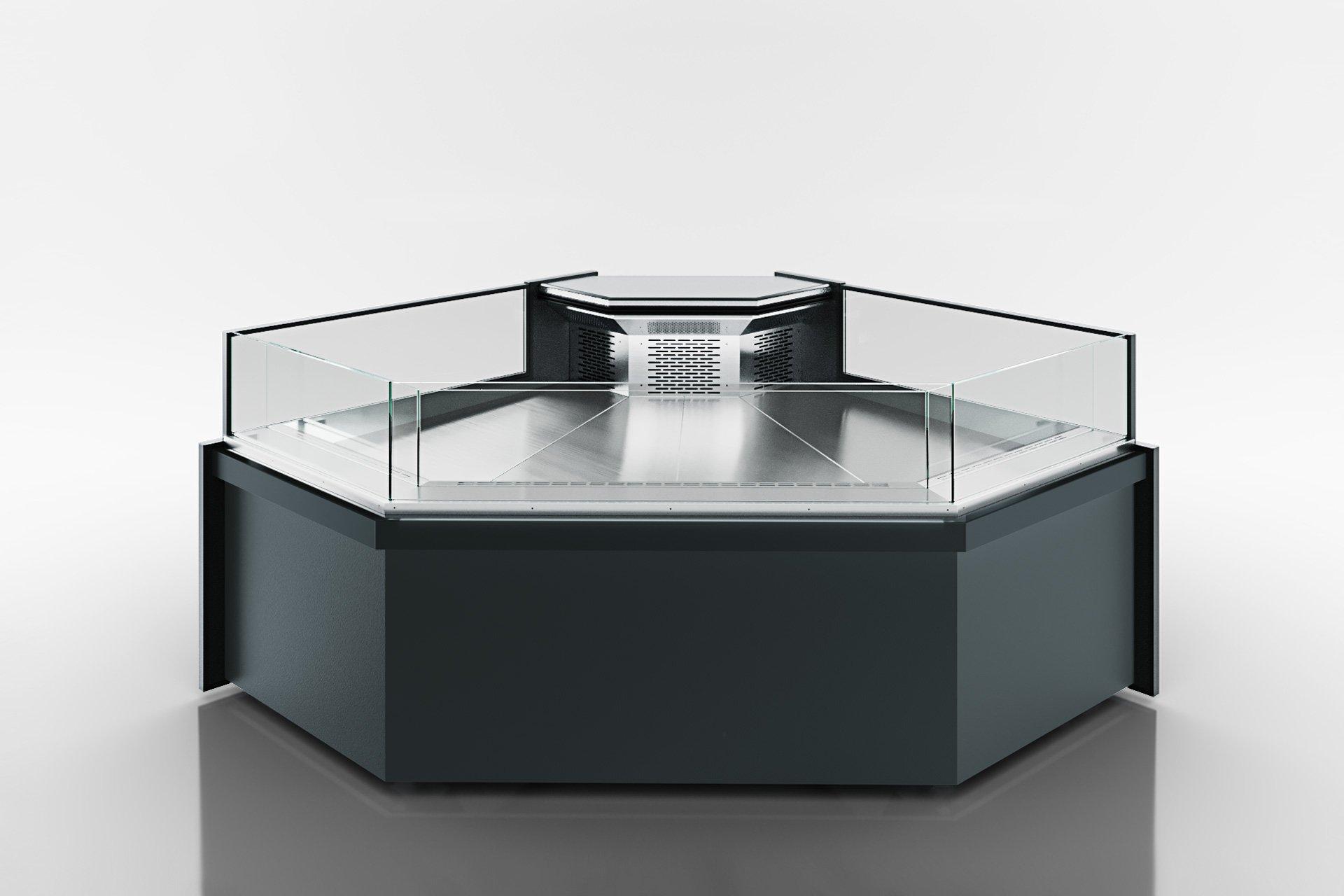 Angular elements of refrigerating counters Missouri MC 120 deli self 086-DLM-ES90