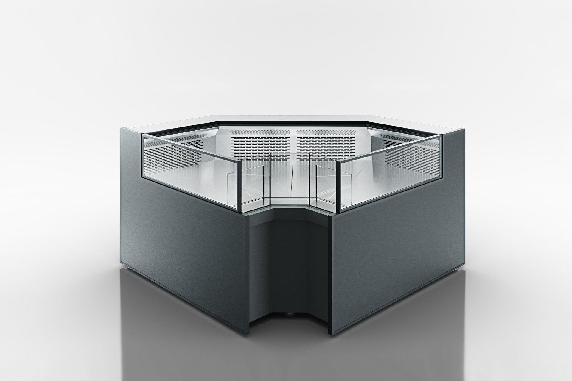 Angular elements of refrigerating counters Missouri MC 120 deli self 086-DLM-IS90