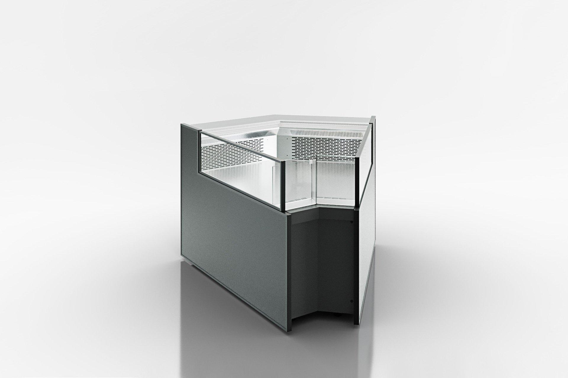 Angular elements of refrigerating counters Missouri MC 120 deli self 086-DLM-IS45
