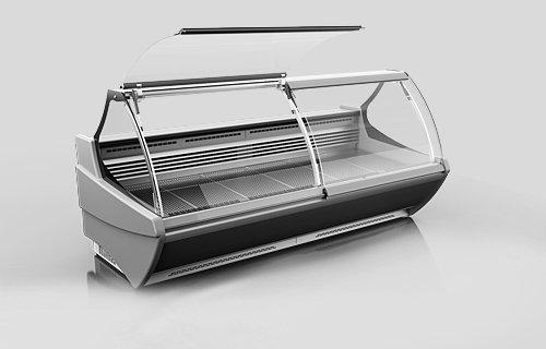 simfonija ryba - Sprzęt chłodniczy dla marketów – agregat zewnętrzny
