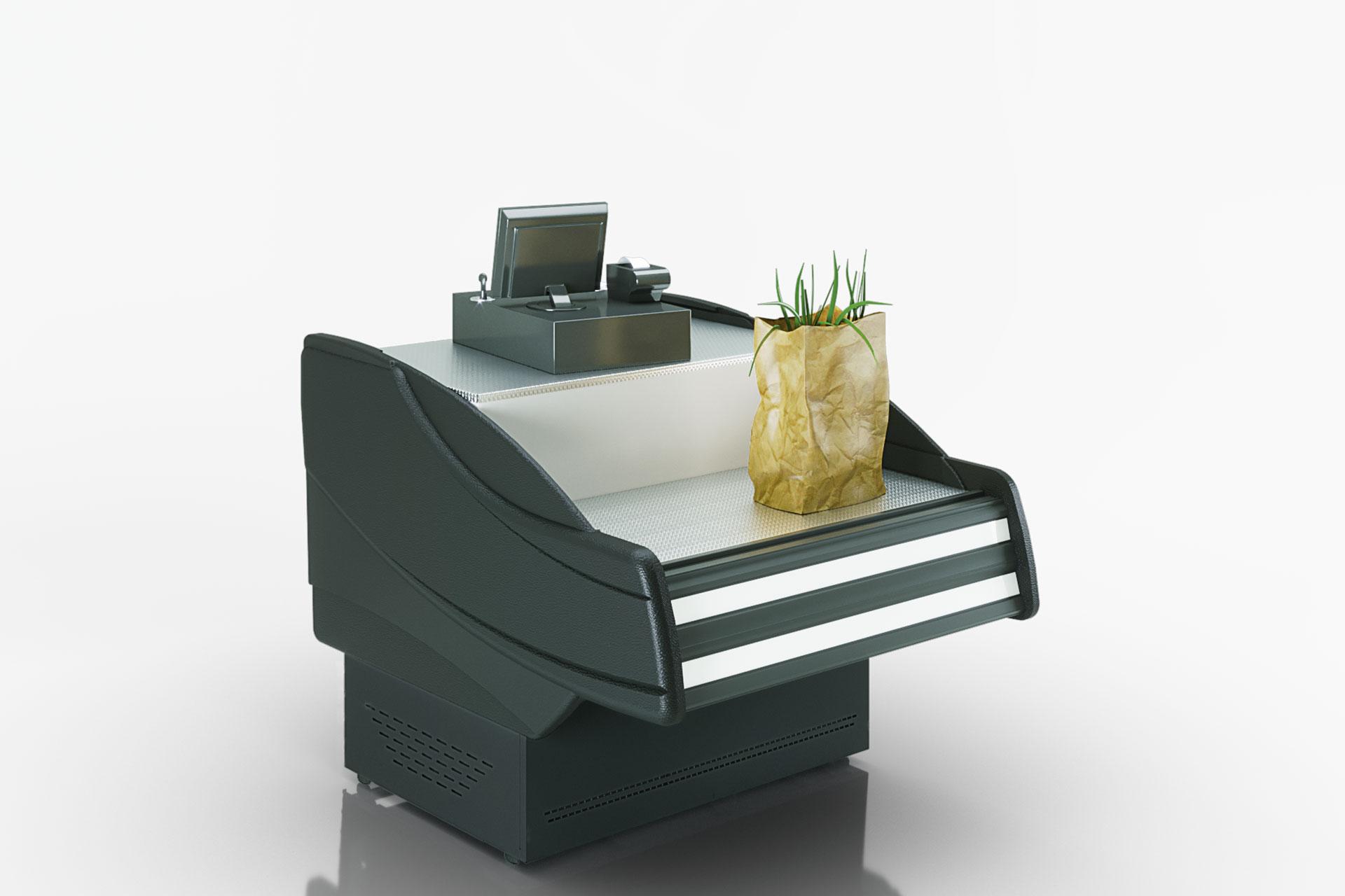Lady Sonata NG 119 cash desk 125