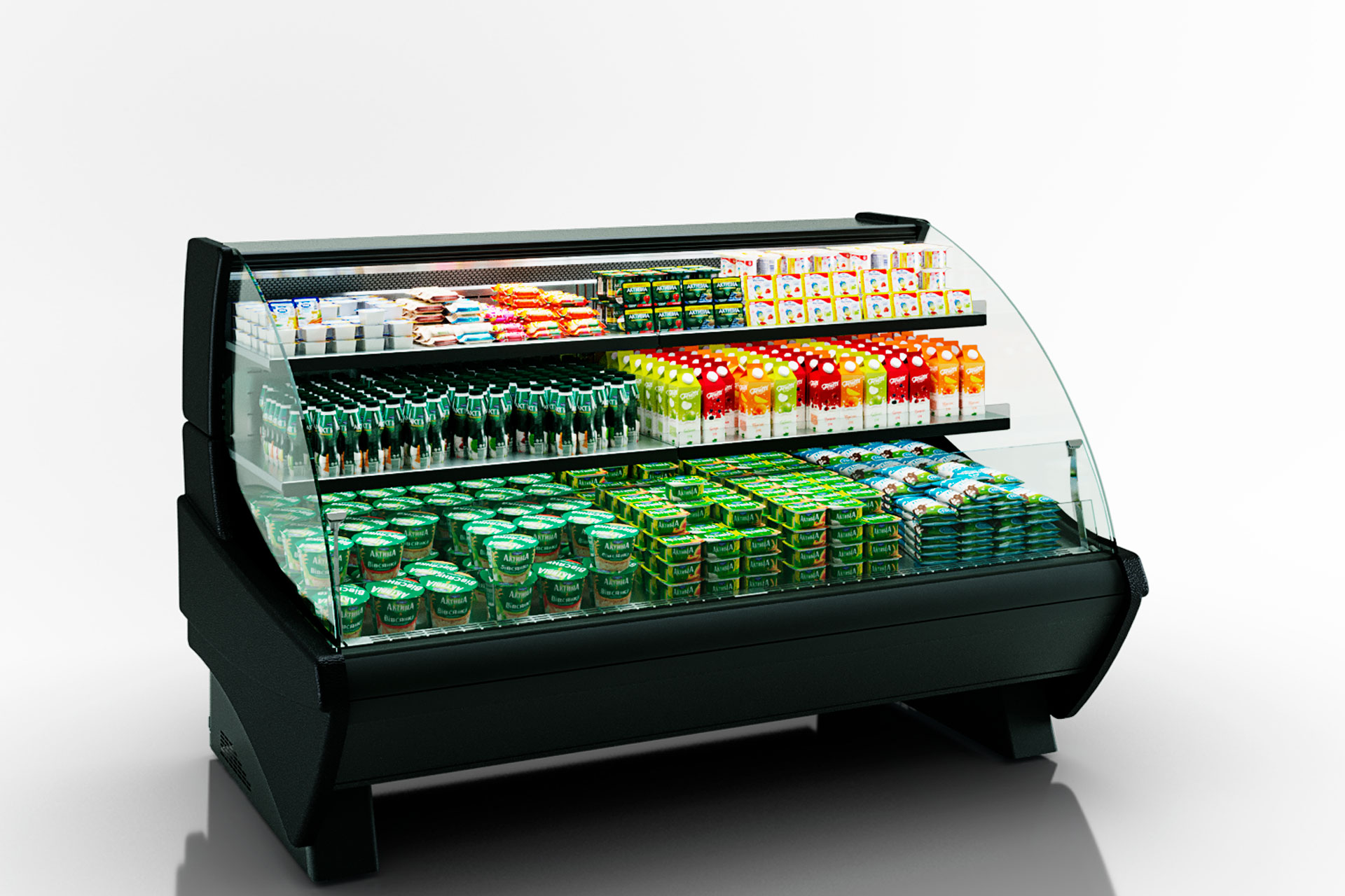 Counters Symphony luxe MG 120 cascade self 125-DLM