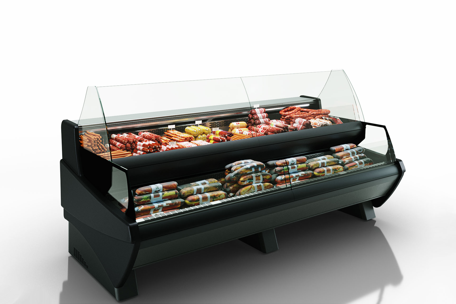 Counters Symphony luxe MG 120 combi self 125-D/DBM