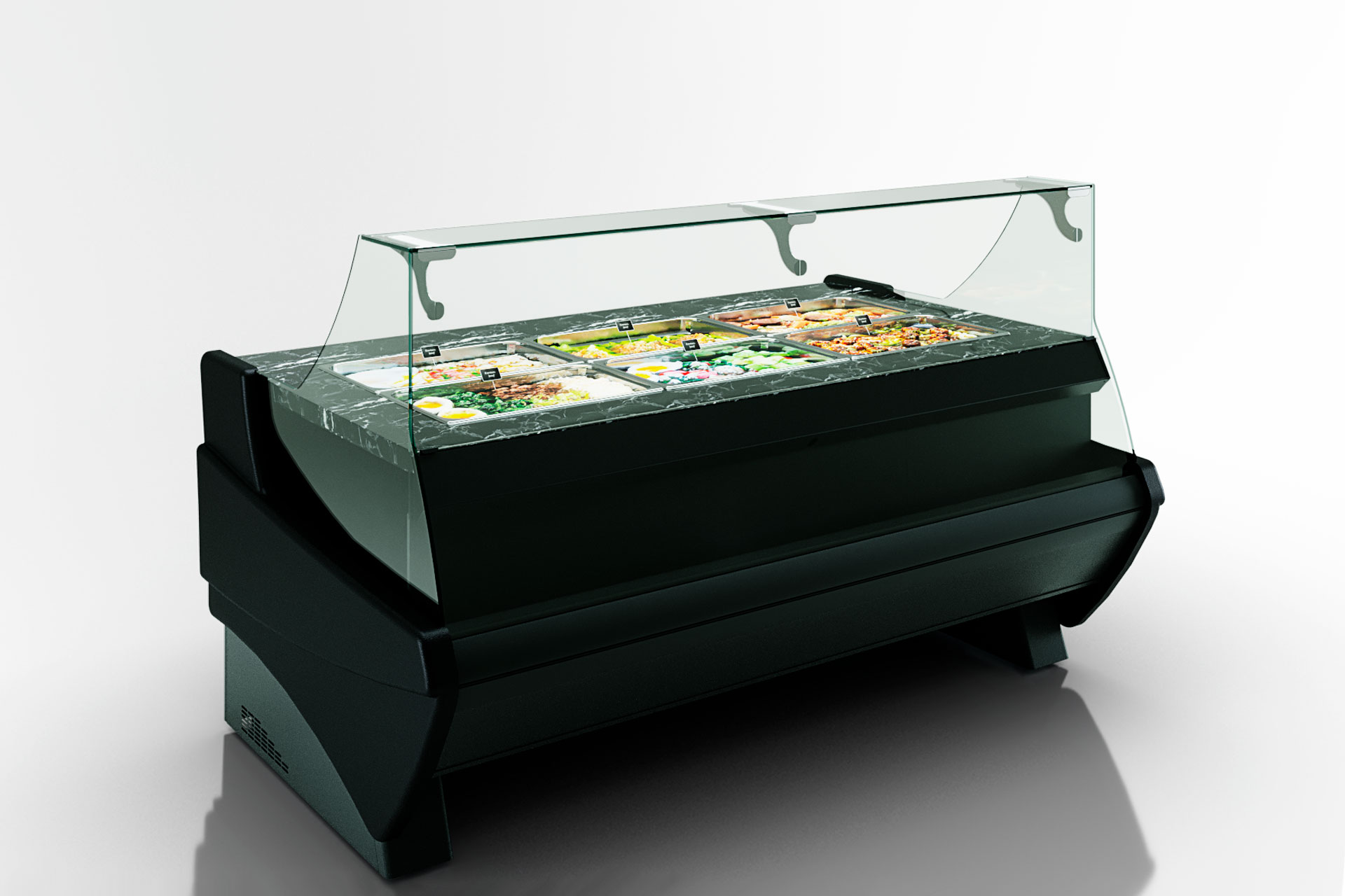 Counters Symphony luxe NG 120 heat BM L 125