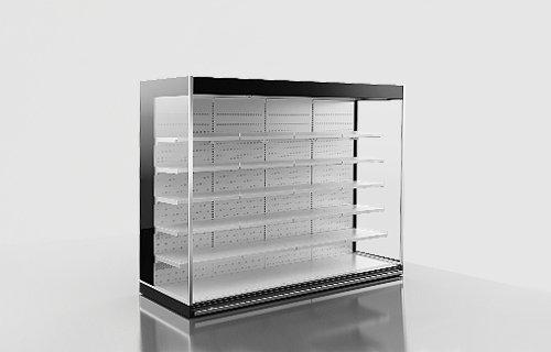 ulf - Sprzęt chłodniczy dla marketów – agregat zewnętrzny