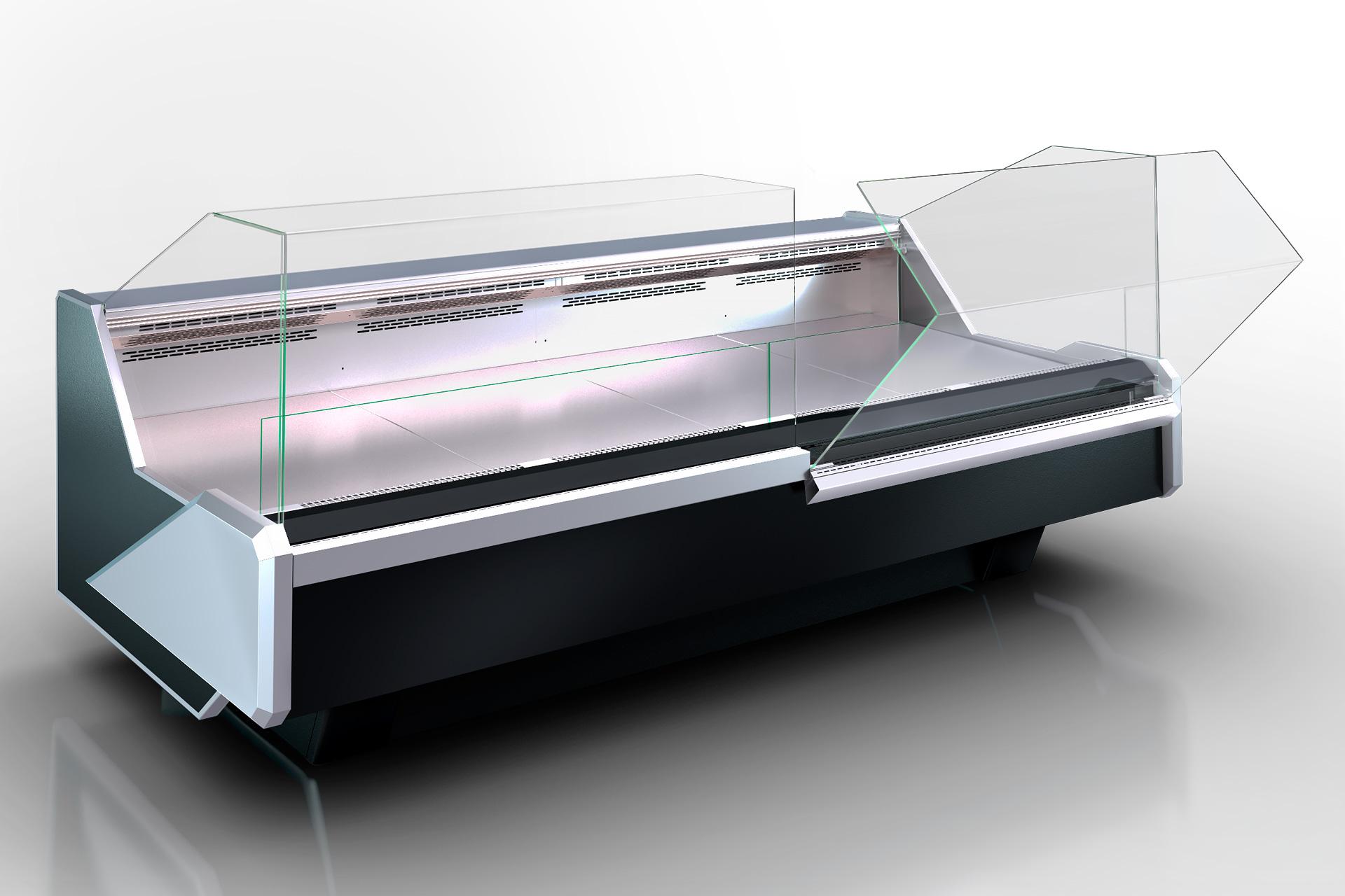 Refrigerated counters Missouri enigma MC 122 deli OS 115-DBM (option)