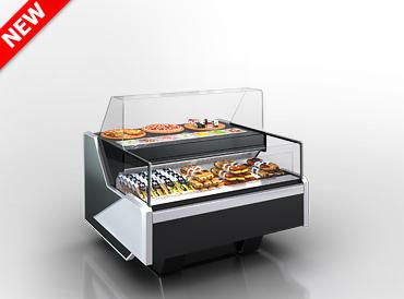 Lady chłodnicze Missouri enigma MC 120 sushi/pizza combi L self 115-DBM