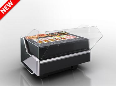 Lady chłodnicze Missouri enigma MC 120 sushi/pizza 2 OS 115-DBM