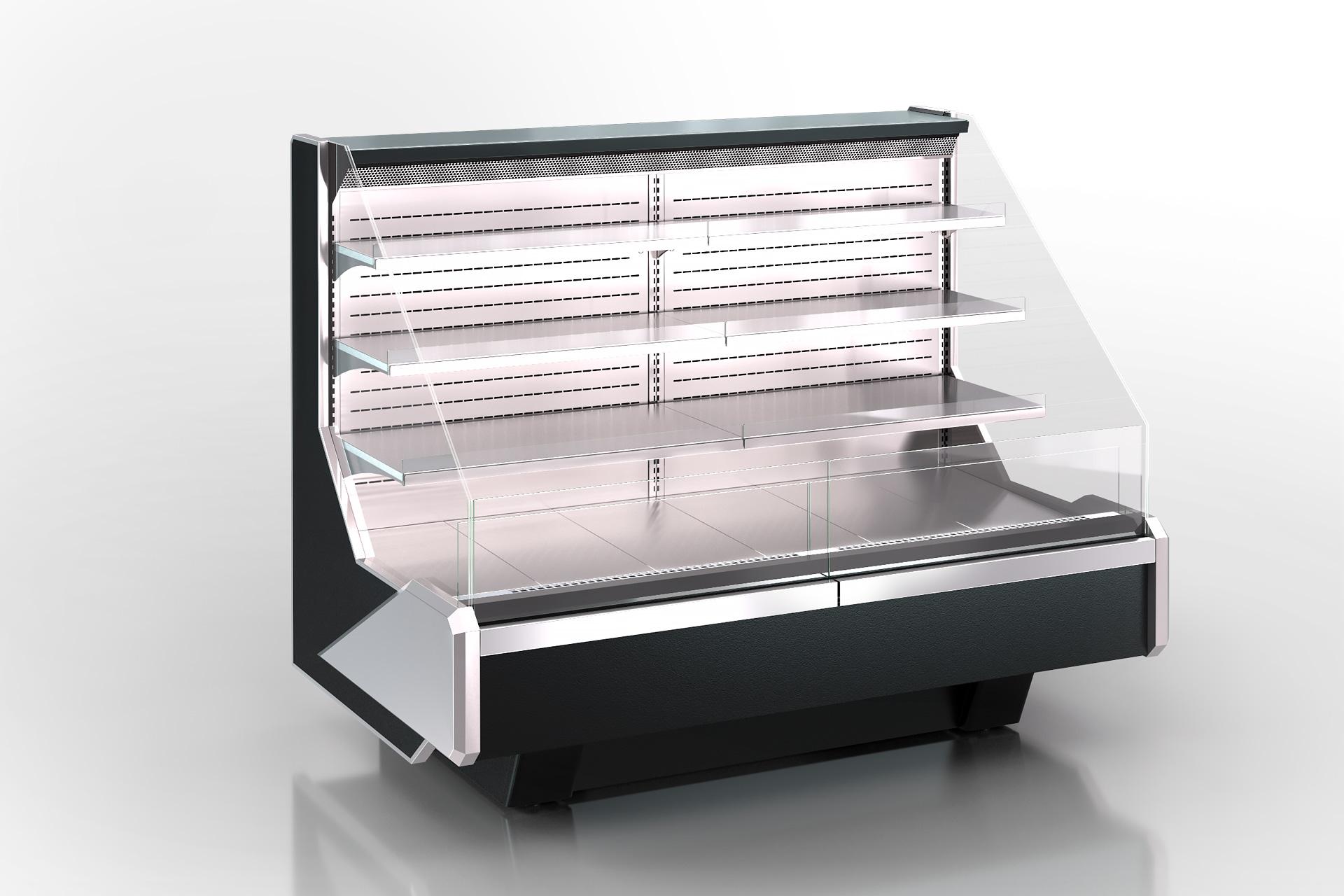 Refrigerated counters Missouri enigma MC 122 cascade self 160-DBM