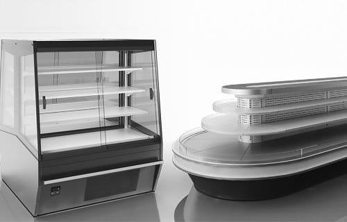 zaglushka island pol 1 - Sprzęt chłodniczy dla sklepów - agregat wewnętrzny