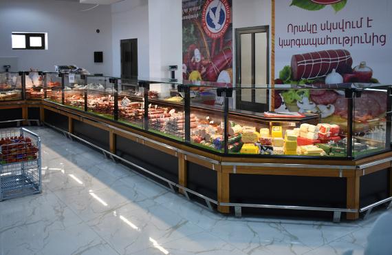 Nowe rozwiązania HITLINE dla retailów na terytorium Armenii.