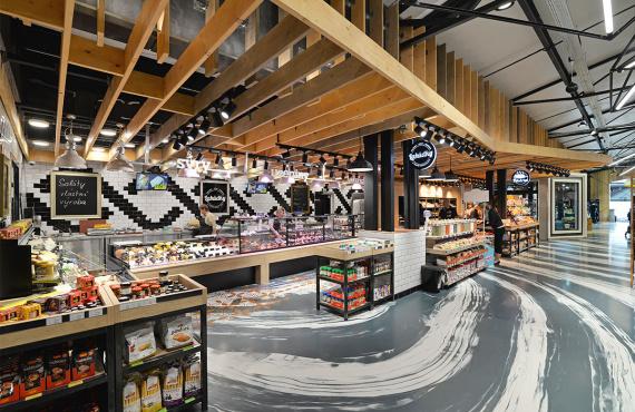 JIP w Pradze – połączenie stylu, komfortowego shoppingu i świeżych produktów