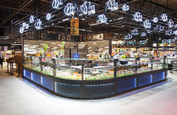 """""""Witaliur"""" na Białorusi: nowa koncepcja sieci supermarketów"""