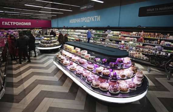 Nowy projekt sklepów COOP w Czechach