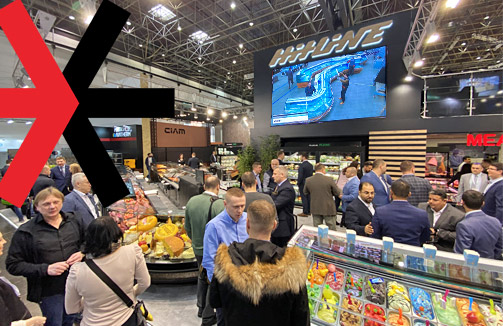 HITLINE at the largest exhibition for retail EuroShop 2020