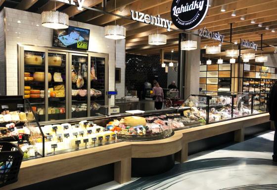 Hipermarket w Czechach