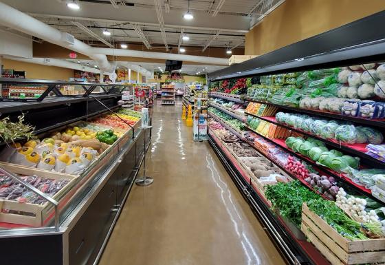 Supermarket, Tennessee, Stany Zjednoczone