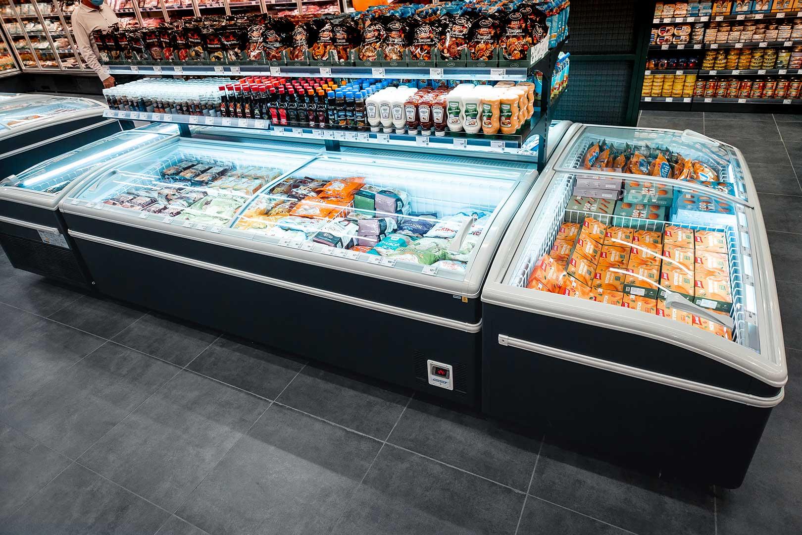Frozen foods units Super AH 092 LT C 079-SLA, Super AH 092 LT C 079-SLA-TL