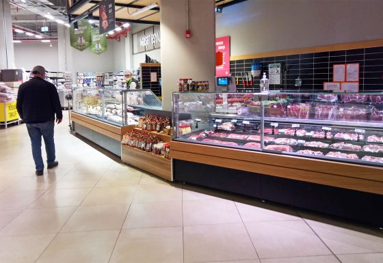 Store in Azerbaijan