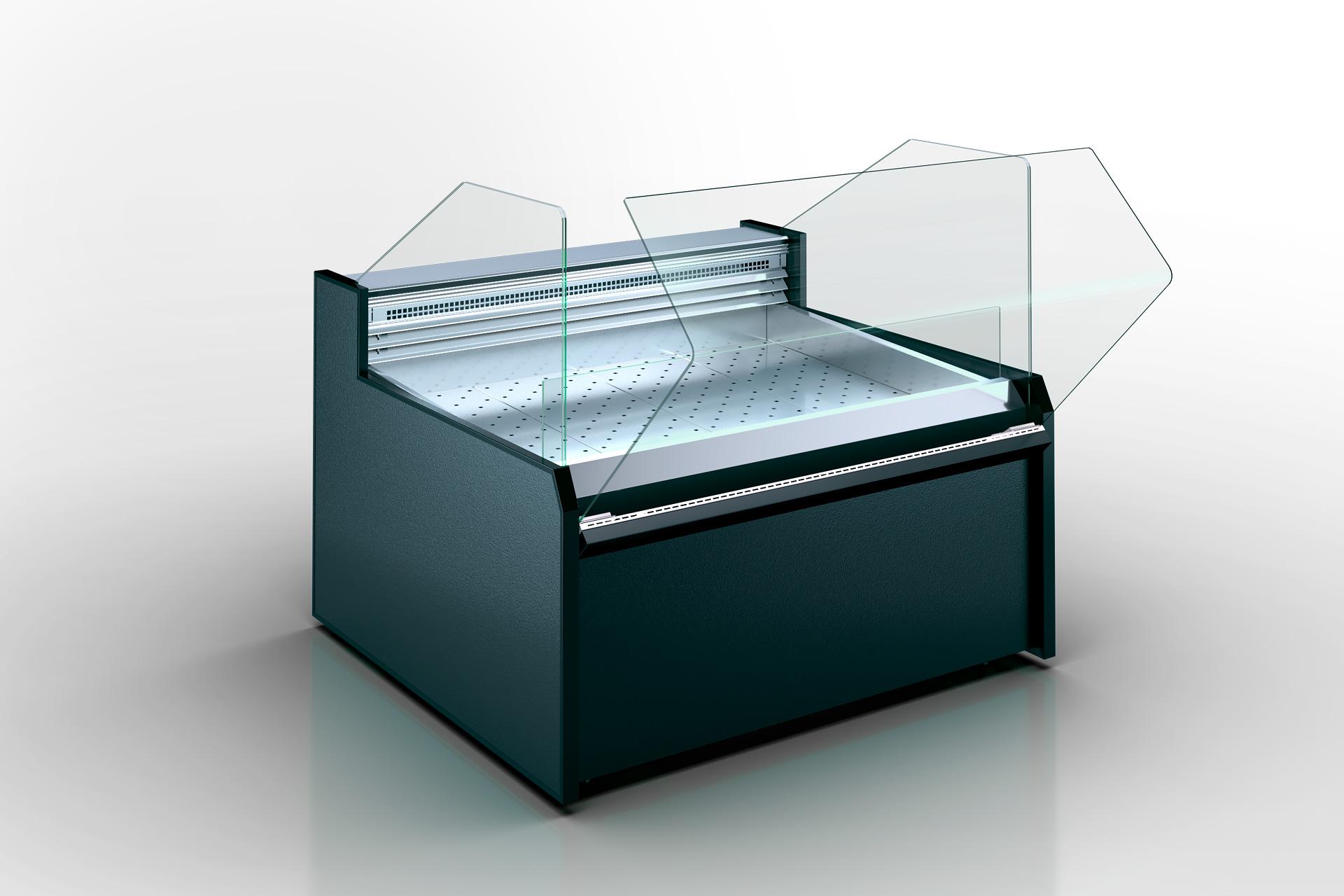 Refrigerated counters Missouri MC 120 fish OS 120-SLM/SLA, Missouri MC 120 fish OS 120-SPLM/SPLA