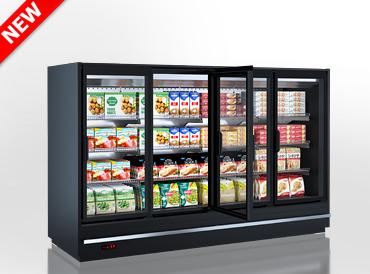 Refrigerated multideck cabinets Indiana MV 080 LT D M