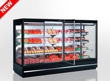Refrigerated multideck cabinets Indiana MV 080 MT D M