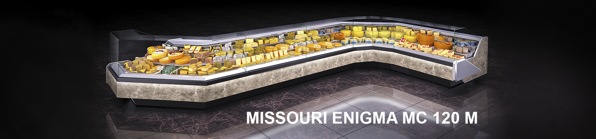 Missouri enigma MC 120 M