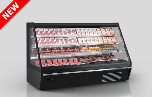 Refrigerated semi-vertical cabinets Louisiana eco ASV 115 A